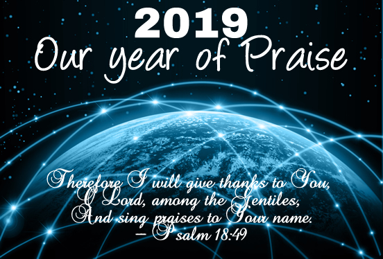 Our Year of Praise