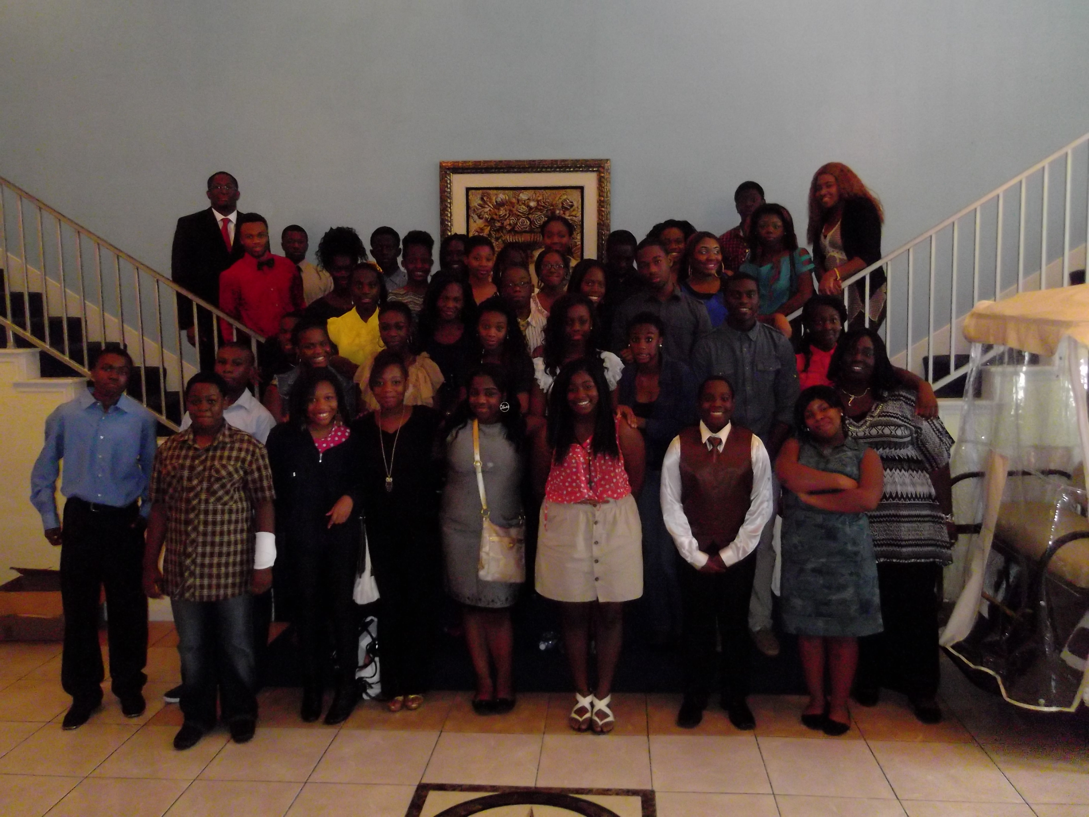 The Youth Ministry